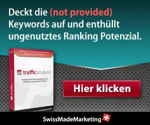 TrafficAnalysis by SwissMadeMarketing